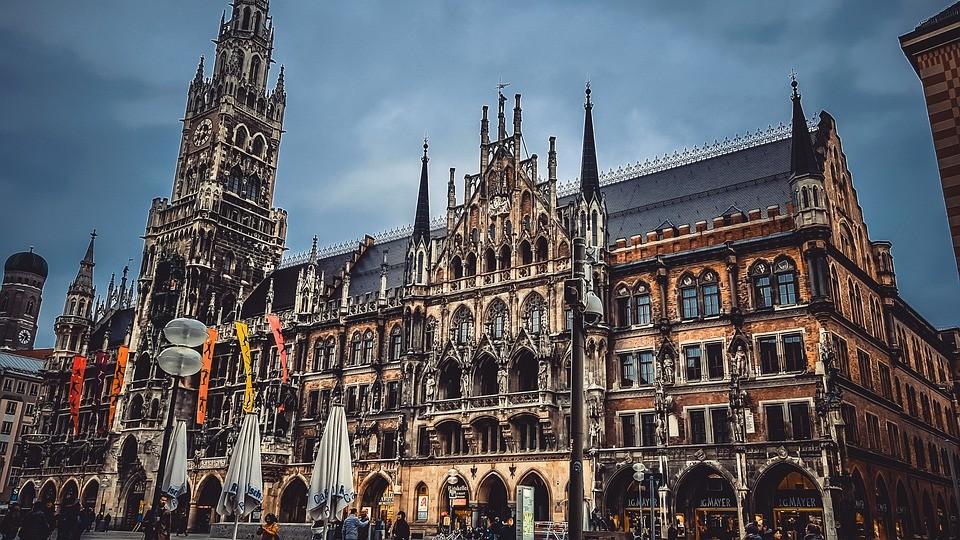 Munich Itinerary in bavaria germany