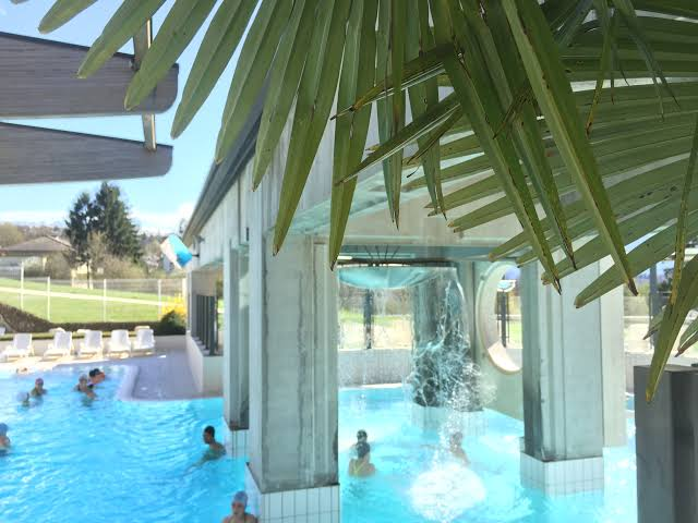 Spa In Aix Les Bains Riviera Of The Alps, France