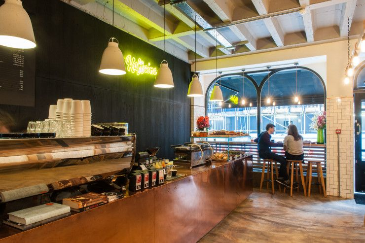 Kaffeine London on the list of Best Cafes For The Best Coffee In Europe