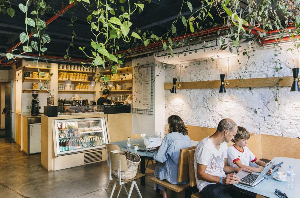 Barcelona: Satans Coffee Corner