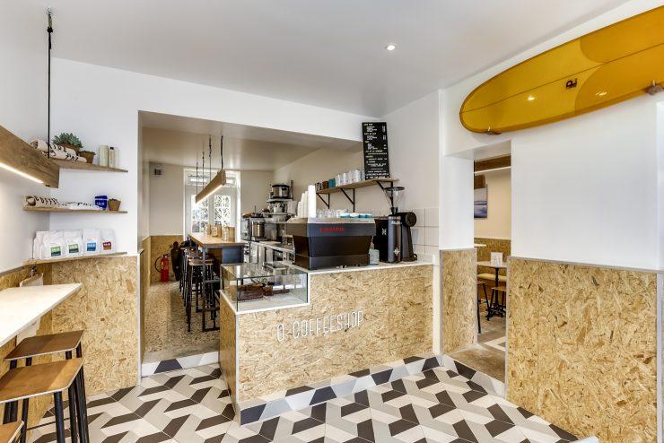 Paris: O Coffeeshop