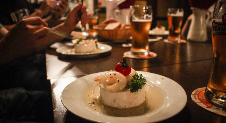 The Art Of Craft Beer and Food In Prague, Czech Republic