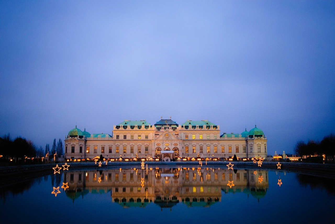 Vienna is a must Budapest day trips by train