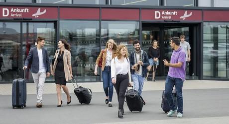 Berlin Airport Arrivals