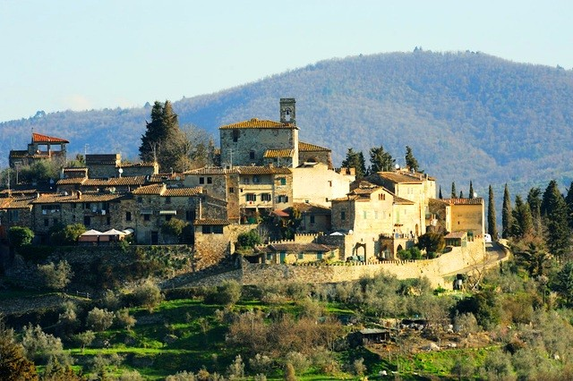 Greve Day Trips From Florence By Train