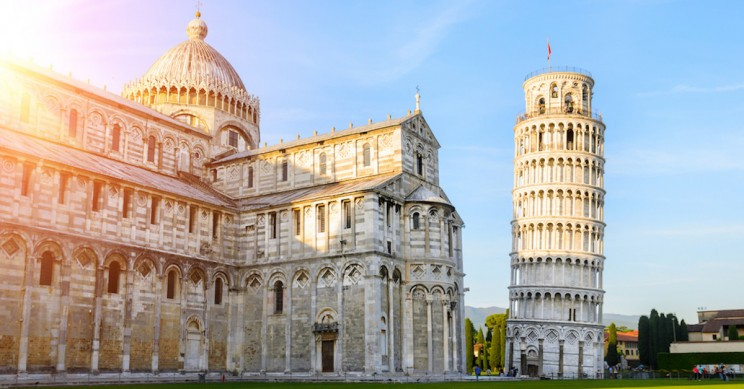 Pisa Day Trips From Florence By Train